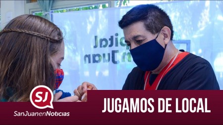Jugamos de local | #SanJuanEnNoticias